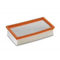 Плоский складчатый фильтр Longlife для пылесосов Karcher серии NT