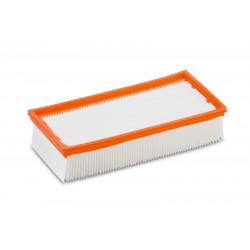 Плоский складчатый фильтр для пылесосов Karcher серии NT