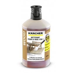 Моющее средство Karcher для чистки древесины 3в1, 1л (6.295-757.0)