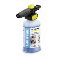 Комплект Karcher пенная насадка + Ultra Foam Cleaner 1л (2.643-143.0)
