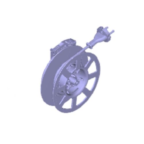 Барабан для кабеля к пылесосу VC 3 ( 9.754-020.0)