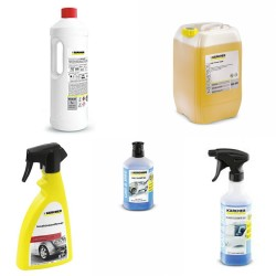 Химия, моющие средства