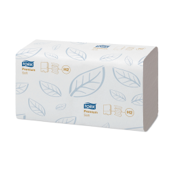 Листовые полотенца H2 TORK 100288