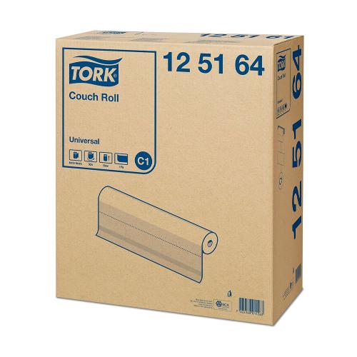 Медицинские простыни в рулонах C1 TORK 125164