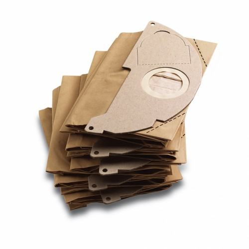 Бумажные фильтр-мешки для Karcher WD 2 6.904-322.0