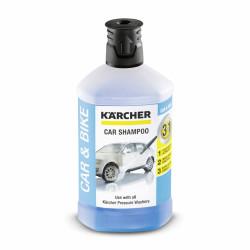 Автомобильный шампунь Plug-n-Clean 3 в 1 Karcher 1 л (6.295-750.0)