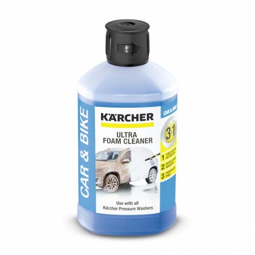Активная пена Karcher Ultra Foam для бесконтактной мойки 3 в 1, 1 л